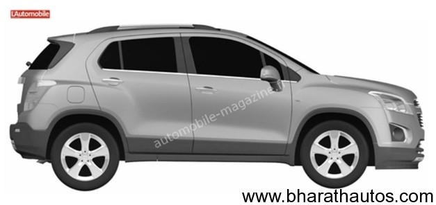 Chevrolet_Compact_SUV_SideView