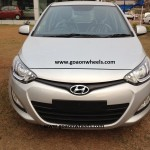 New Hyundai i20 facelift - 001