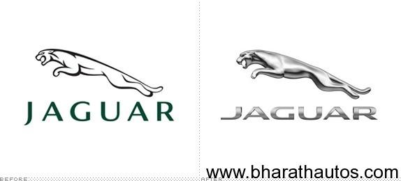 Jaguar unveils new logo