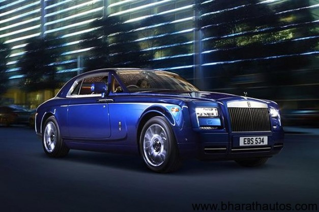 Rolls-Royce Phantom series II 1