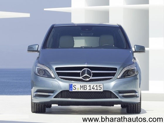 Mercedes-Benz B-class Sports Tourer