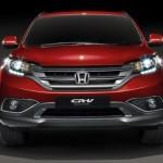 2012 Honda CR-V European model - 001