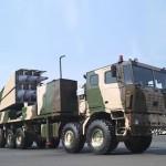 Tata 12x12 Prahaar Missile Carrier