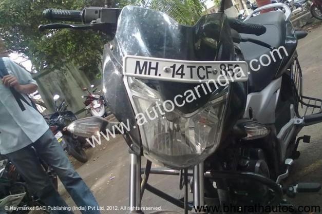 New 2012 Bajaj Discover - 001