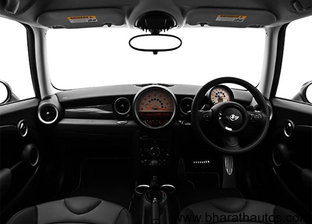 Mini Cooper S - DashboardView