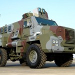 Tata Mine Protected Vehicle