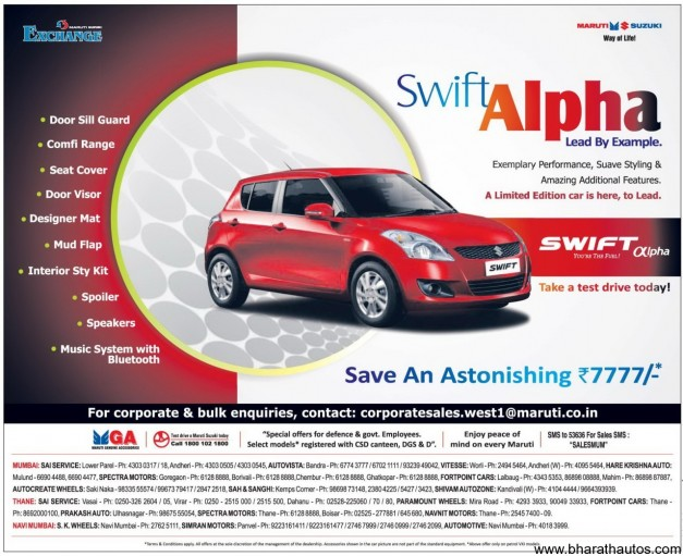Maruti-Suzuki-Swift-Alpha-Edition