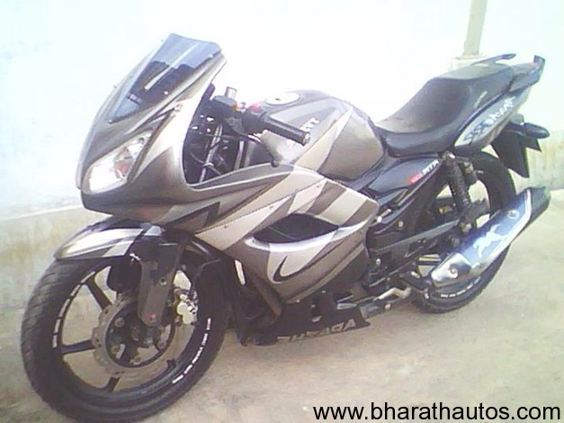 Next-gen 2012 TVS Apache RTR Upgrade - 001