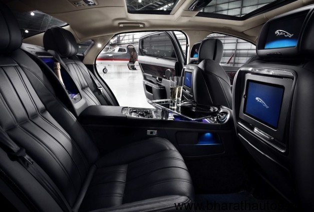 Jaguar XJ Ultimate - InteriorView