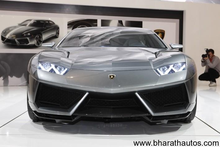 Lamborghini Estoque Supercar Concept