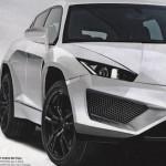 Lamborghini SUV Concept - 003