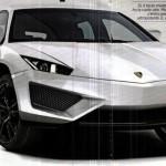 Lamborghini SUV Concept - 001