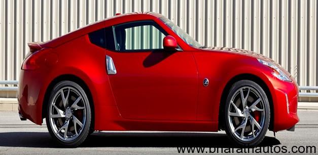 nissan mulling to offer new sports car below 370z. Black Bedroom Furniture Sets. Home Design Ideas
