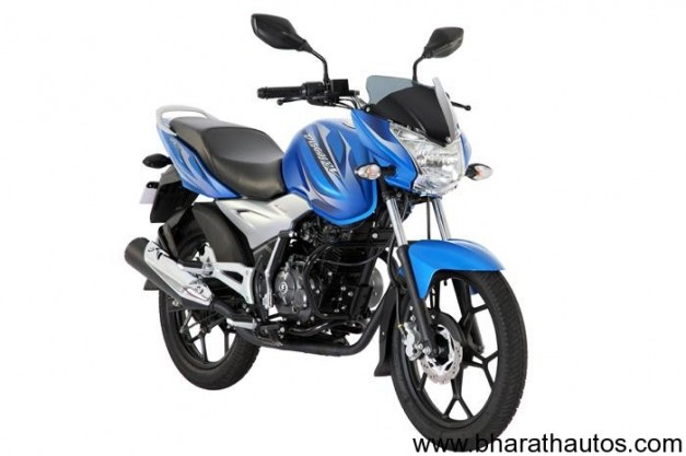 New Bajaj Discover 125 ST (Sports Tourer) - FrontView