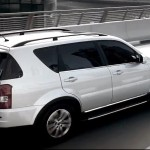 New Ssangyong Rexton W SUV - 003