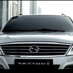 New Ssangyong Rexton W SUV - 004