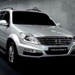 New Ssangyong Rexton W SUV - 002