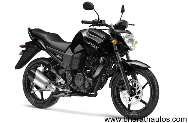 2012 Yamaha FZ16 - Midnight Black