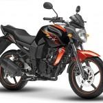 2012 Yamaha FZ-S - Fiery Orange