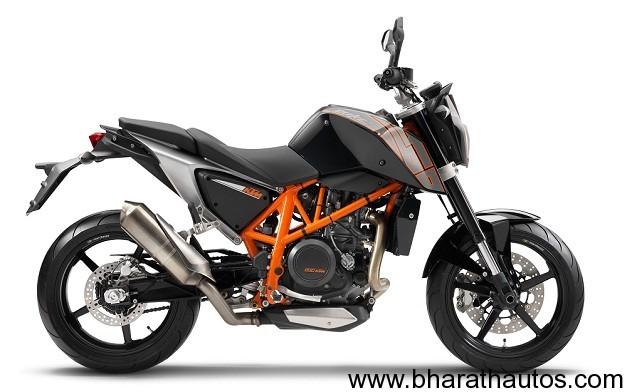 2012 KTM 690 Duke - 001