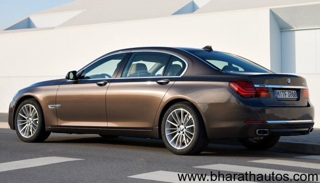 2013 BMW 7-Series - RearView