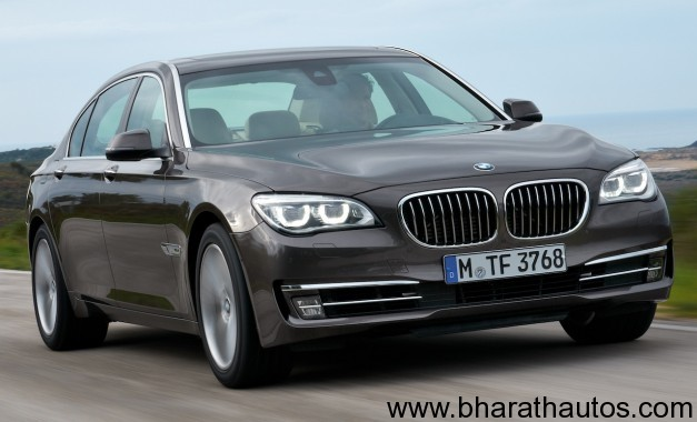 2013 BMW 7-Series - FrontView
