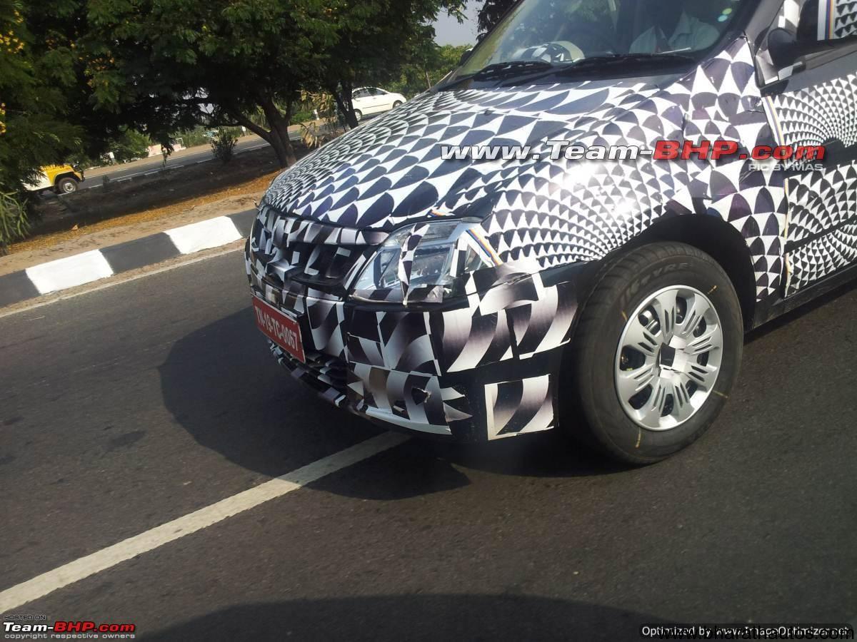Mahindra Verito facelift - 001