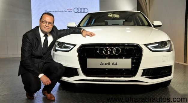 2012 Audi A4 - 002