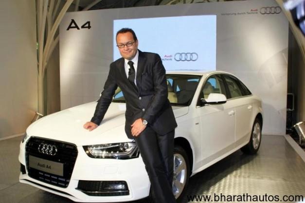 2012 Audi A4 - 001