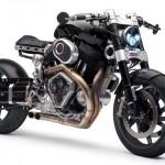 X132 Hellcat motorcycle - 001