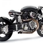 X132 Hellcat motorcycle - 004