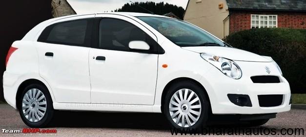 Maruti A-Star sedan