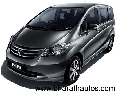 Honda Freed MPV