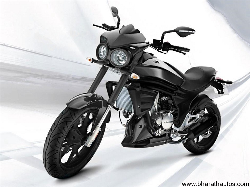 Mahindra Mojo 300 Might See The Sunlight In India By 2014