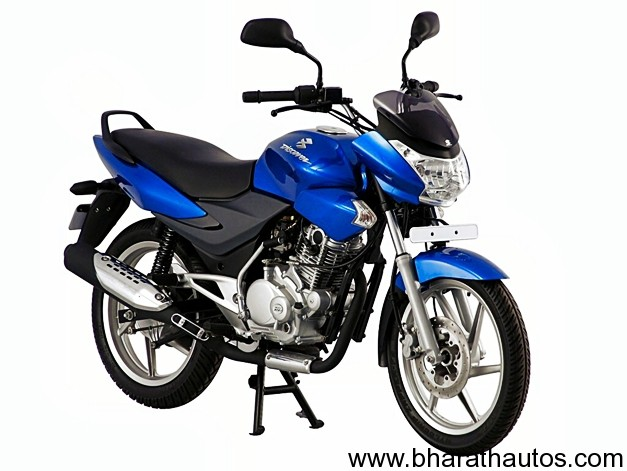 Bajaj Discover 150 DTSi (2008 Auto Expo)