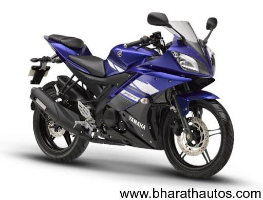 Yamaha YZF-R15 version 2.0