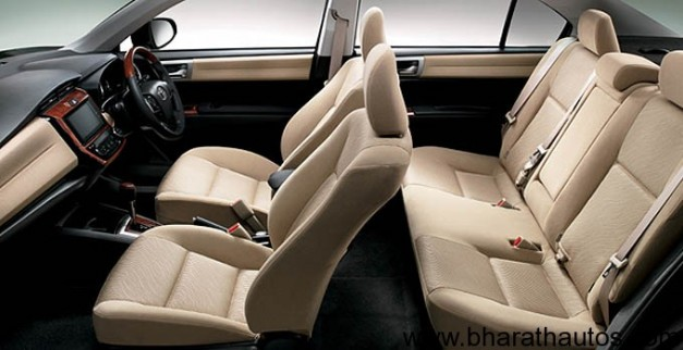 Toyota Corolla Axio - InteriorView