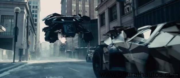 New Dark Knight Rises trailer features impressive vehicles