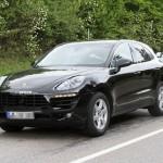 2014 Porsche Macan - FrontView