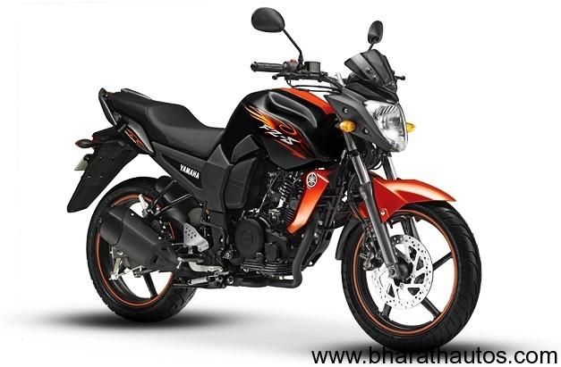 2012 Yamaha FZ series