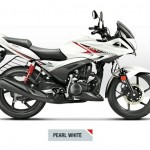 Hero Ignitor 125 - Pearl White