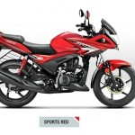 Hero Ignitor 125 - Sports Red