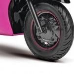 Yamaha Ray scooter - 003