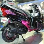 Yamaha Ray scooter - 008