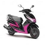 Yamaha Ray scooter - 001