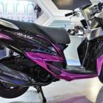 Yamaha Ray scooter - 007