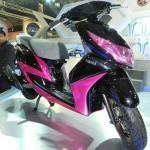 Yamaha Ray scooter - 006