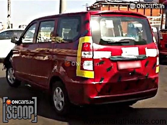 Chevrolet Enjoy Mpv 002 Bharathautos Automobile News Updates