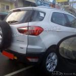 Ford EcoSport Titanium TDCI - RearView