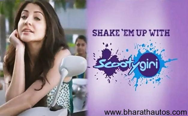 TVS-Scooty-Anushka-Sharma